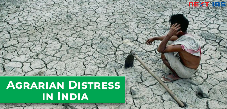 Agrarian Distress in India