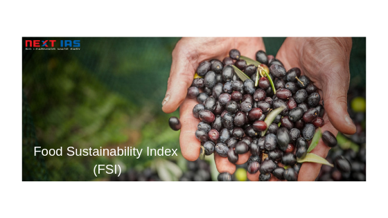 Food Sustainability Index (FSI)