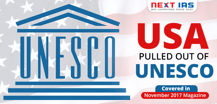 US Withdrawal from the UNESCO